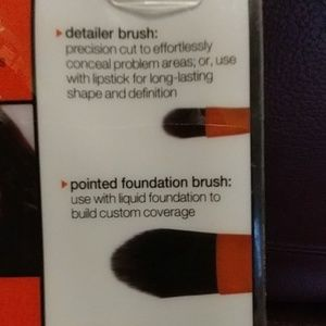 Sephora Makeup - Real Techniques 5pc Core Collection Brushes & Case
